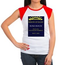 kole aol Women's Cap Sleeve T-Shirt