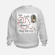 Our Lady of the Rosary Sweatshirt