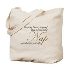 Sleeping Beauty... Tote Bag