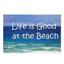 Beach Postcards (Package of 8)