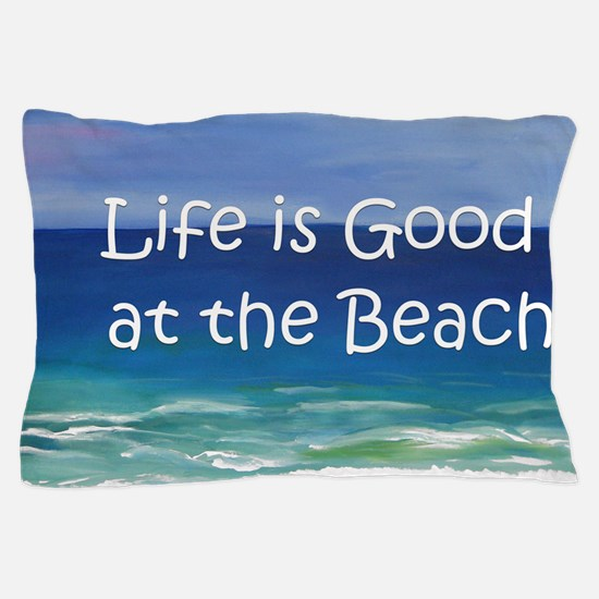 Beach Pillow Case