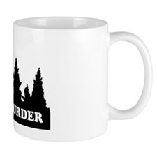 FIR IS MURDER Mug