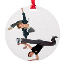 Breakdance Ornament