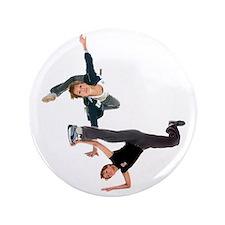 """Breakdance 3.5"""" Button"""