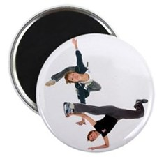 Breakdance Magnet