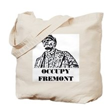 occupy fremont Tote Bag