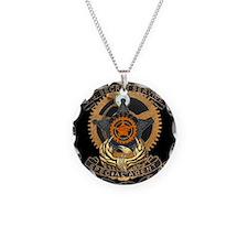 Steampunk Secret Service Bad Necklace