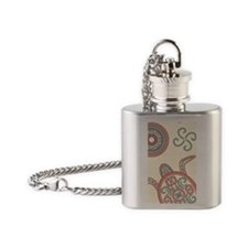case40 Flask Necklace