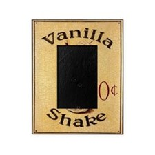 Vanilla Shake Picture Frame