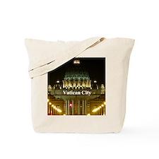 VaticanCity_2.5x3.5_Ornament (Oval)_Saint Tote Bag