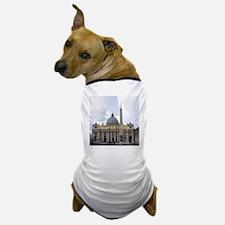 VaticanCity_6x6_apparel_Saint Peters B Dog T-Shirt