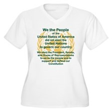 WE THE PEOPLE OF  T-Shirt
