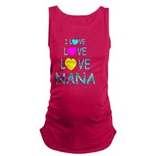 Love Love Nana Maternity Tank Top
