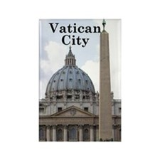 VaticanCity_2.272x4.12_Itouch4 Ca Rectangle Magnet