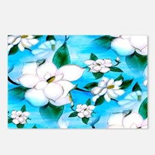 Magnoia art Postcards (Package of 8)