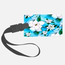 Magnoia art Luggage Tag