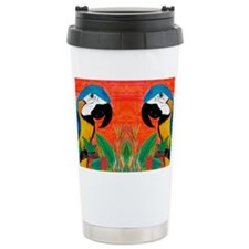 Parrot Head Travel Mug