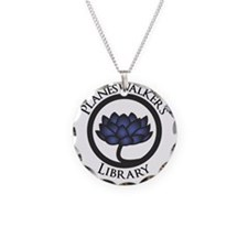 Planeswalkers Library Logo Necklace