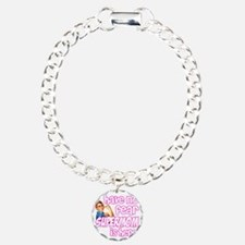 have no fear supermom is Bracelet