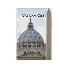 VaticanCity_2.41x4.42_iPhone3GHar Rectangle Magnet
