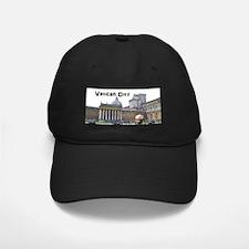VaticanCity_12.2x6.64_Bag_VaticanCourtya Baseball Hat