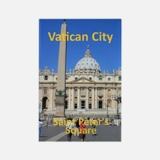 VaticanCity_8.887x11.16_iPadSleev Rectangle Magnet