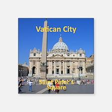 "VaticanCity_8.887x11.16_iPa Square Sticker 3"" x 3"""