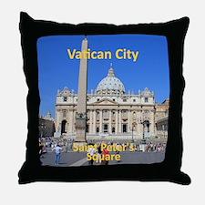 VaticanCity_8.887x11.16_iPadSleeve_Sa Throw Pillow