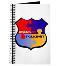 Policevet's Puzzle shield Journal