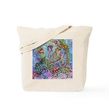 Mermaid Shower! Tote Bag