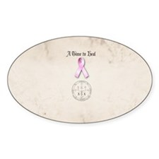 Raphael breast cancer allover back Decal