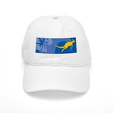 Kangaroo Teapot Baseball Cap