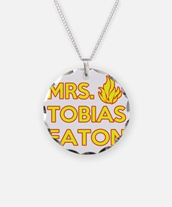 Mrs. Tobias Eaton Dauntless Necklace