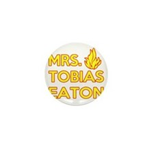 Mrs. Tobias Eaton Dauntless Mini Button