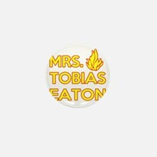 Mrs. Tobias Eaton Dauntless Mini Button