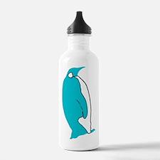 bb_rag_front_fatman Water Bottle