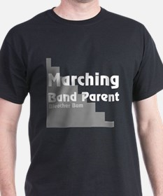 Marching Band Bleacher Bum T-Shirt