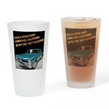 GTO Drinking Glass