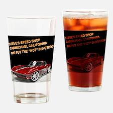 Stingray Drinking Glass