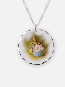 Mrs. Tittlemouse Beatrix Pot Necklace