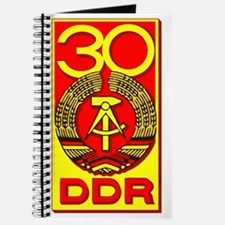 DDR Germany comunist vintage propaganda Journal