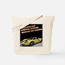 GT Tote Bag