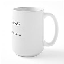 never had a Roborovskis hamster Mug
