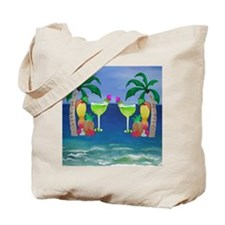 Tropical Drinks Tote Bag