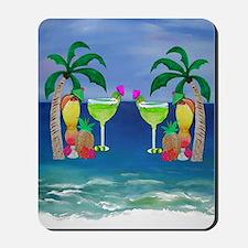 Tropical Drinks Mousepad