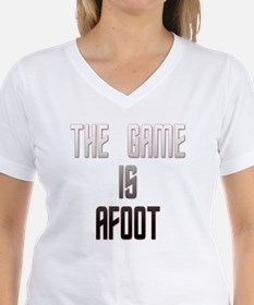 The Game Is Afoot Shirt