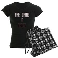 The Game Is Afoot Pajamas