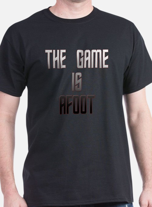 The Game Is Afoot T-Shirt