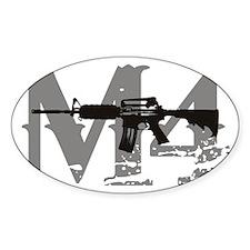 M4 Carbine Decal