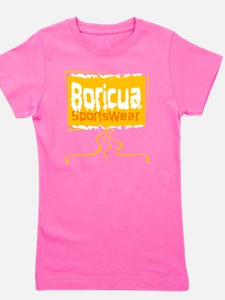 Boricua Girl's Tee